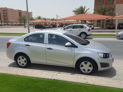 chevrolet sonic like new