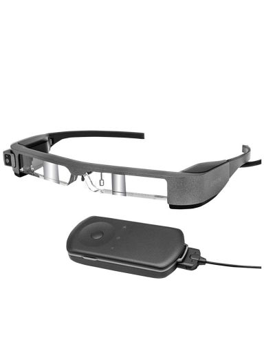 Epson Moverio Smart Glass & DJI