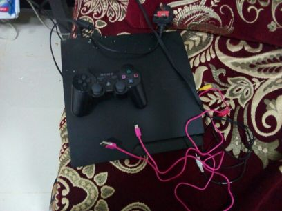 PlayStation 3 exchange with iphone