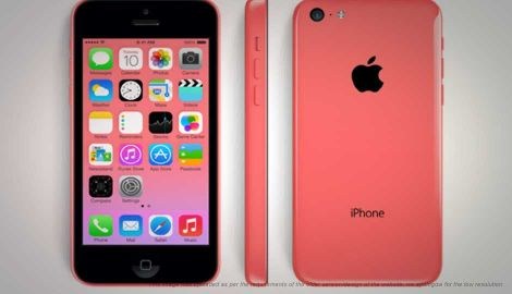 iPhone 5c 16 gb new
