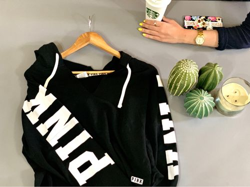 Cropped Sweater from Pink