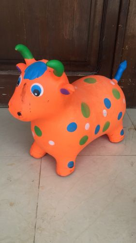 Kids bull jumping game for sale