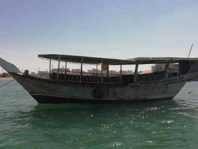 wooden dhow 55 foot for sale