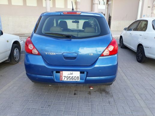 tiida for sale للبیع نسان تیدا 1.8