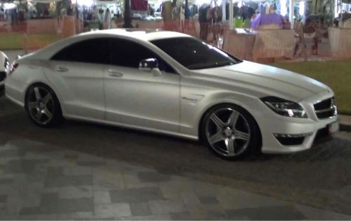 CLS 63 AMG S 2014