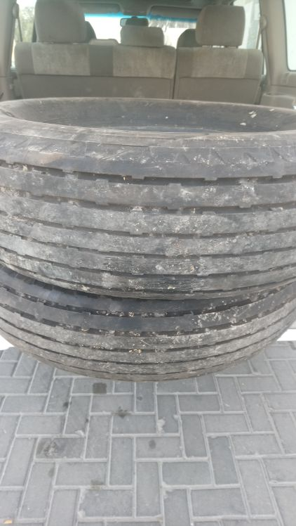 Maxxis Baloon 17inch or exchange with 16
