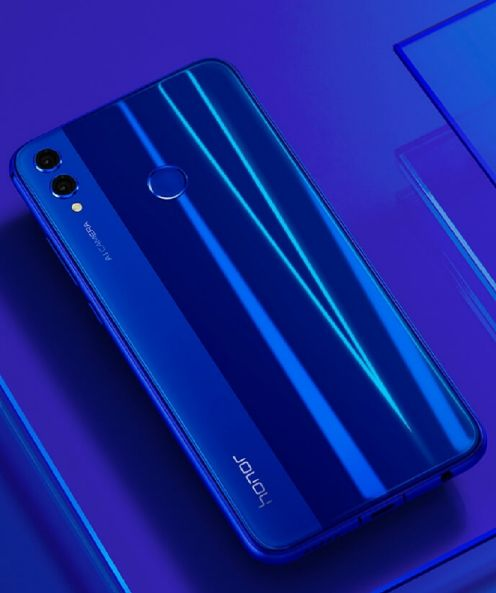 Honor 8x used for a week with 1 Yr. WR