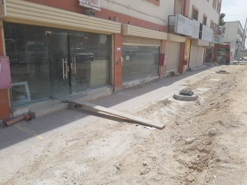 shops for rent in industrial area,50sqm