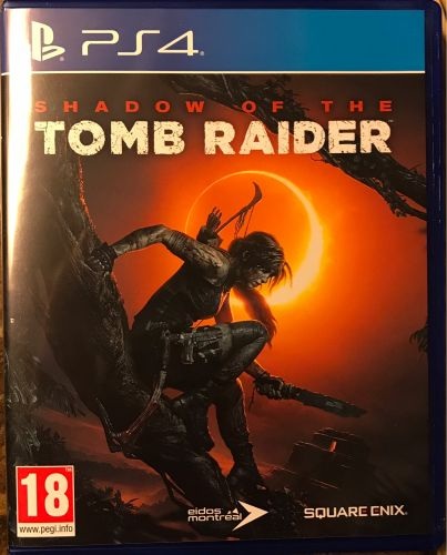 Shadow of Tombraider