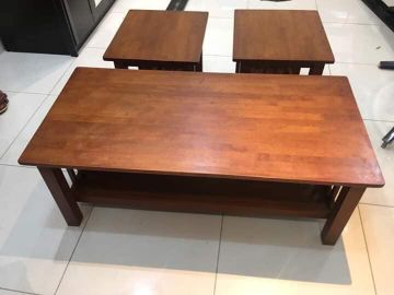 Coffee Table 3 pice solid wood