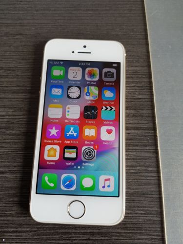 iphone 5s with warranty