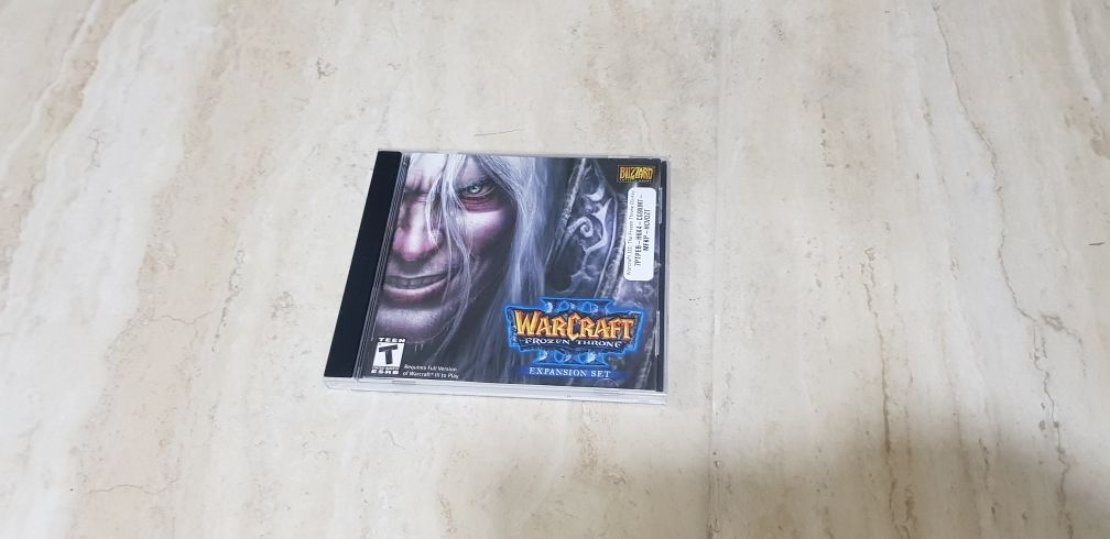 PC Game- Warcraft 3-The Frozen Throne