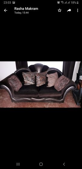sofa seats Home center (3+2+2)