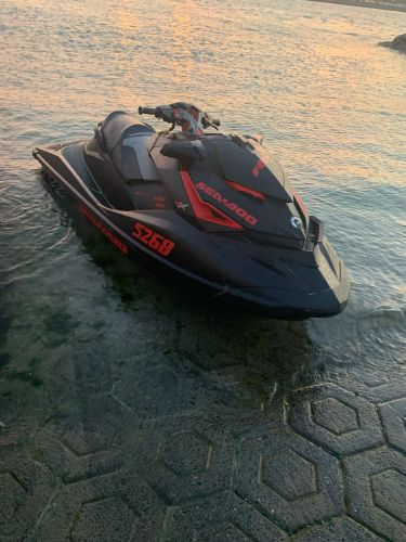 Jet ski and jetboat for rent