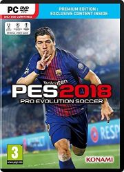 PES2018 for PC
