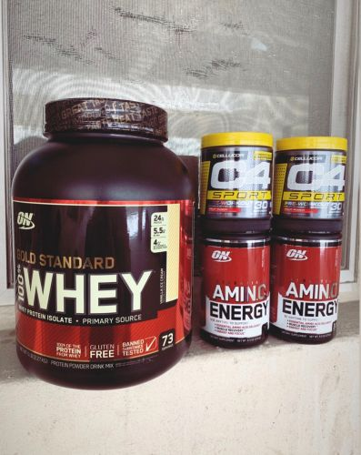 Limited Supplements offer