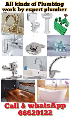 All type of plumbing work