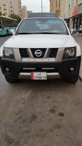 2008 nissan exterra for swap or sale