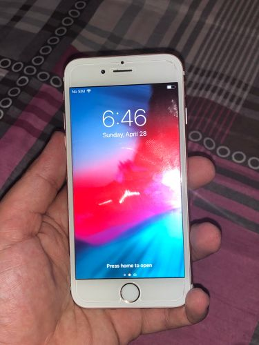 Iphone 6s 64 GB Mint condition