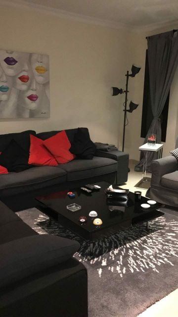 furnished apartment in pearl
