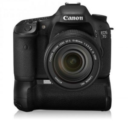 canon 7d battery grip