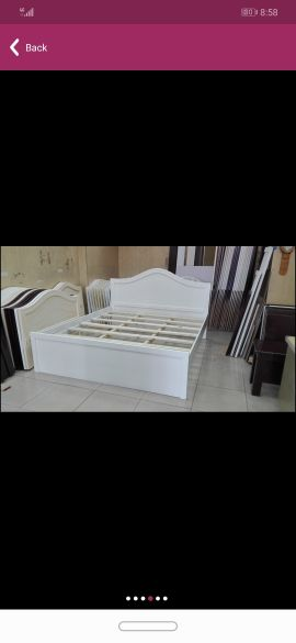 New bed sarir