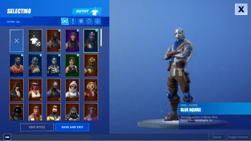 Fortnite account session 2