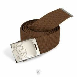 OGABEL USA Lion Web Belt