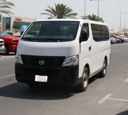 Nissan Urvan 15 Seaters 2015