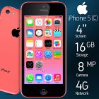 iPhone 5c.16 gb new original