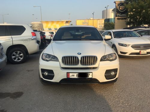 BMW X6 Very Good Condition