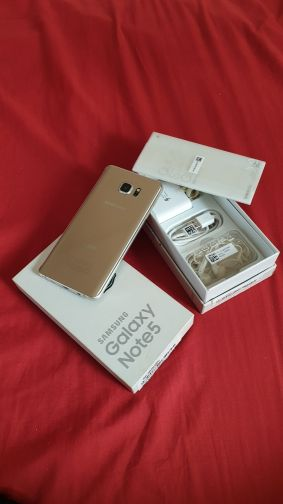 Note 5 perfect condition