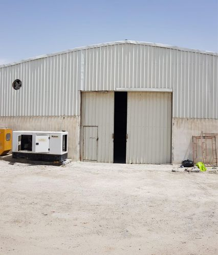 1600sqm warehouses for rent