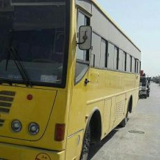 A/C BUSES FOR SALE 66 SEATER