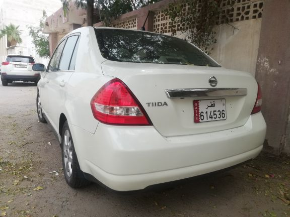 Nissan Tiida For Sale only