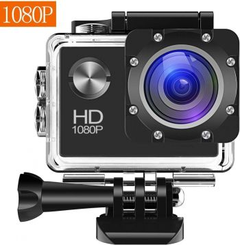 Action Camera, FHD Sports Cam