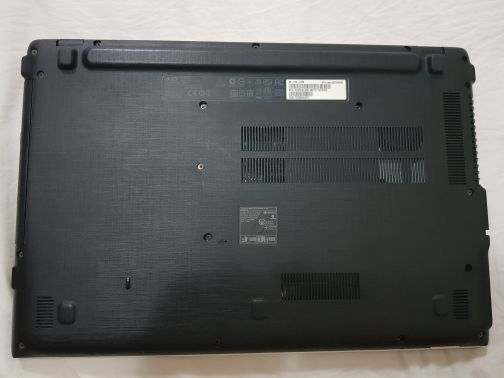 laptop acer good condition