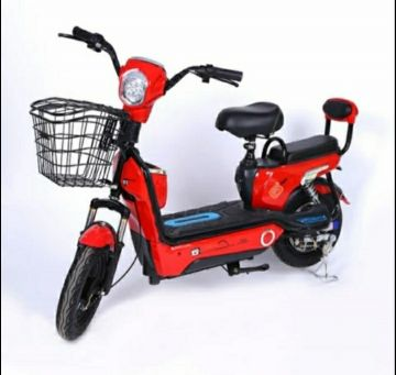 Four Whell electronic bike 48 volt