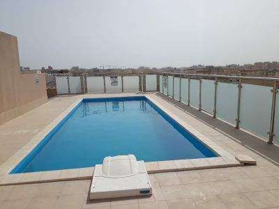 2bhk new appartment in mansoura