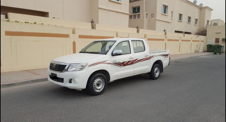 toyota Hilux for sale low milage