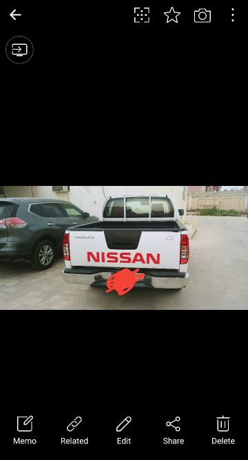 2015  Nissan navara automatic for sale