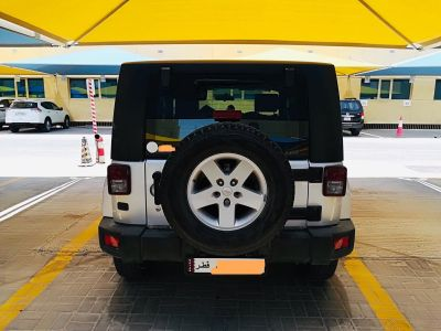 Jeep Wrangler 2009 in great condition