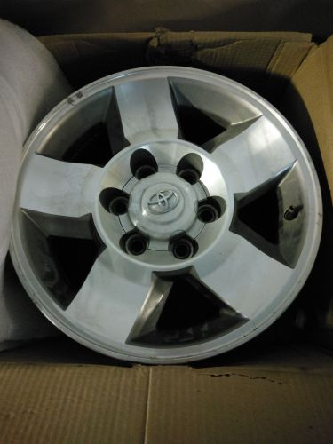 Original used FJ Cruiser rims/wheels