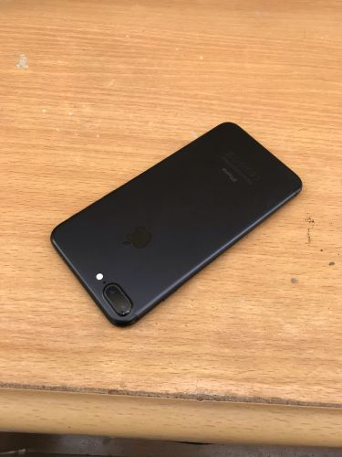 IPHONE 7 PLUSH 32GB MATTE BLACK