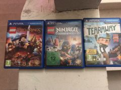 Games for trade or sale