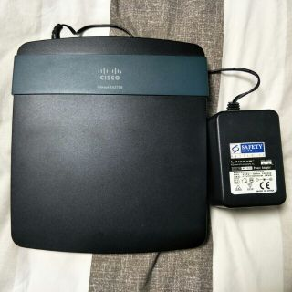 Cisco ea2700 wifi router