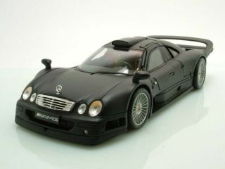 1:18 MB CLK GTR Model car