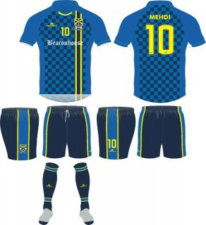Personalized Football kit