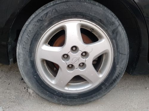 alloy wheels Nissan Altima 2005