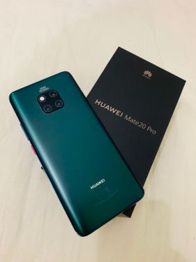 mate 20 pro  as new